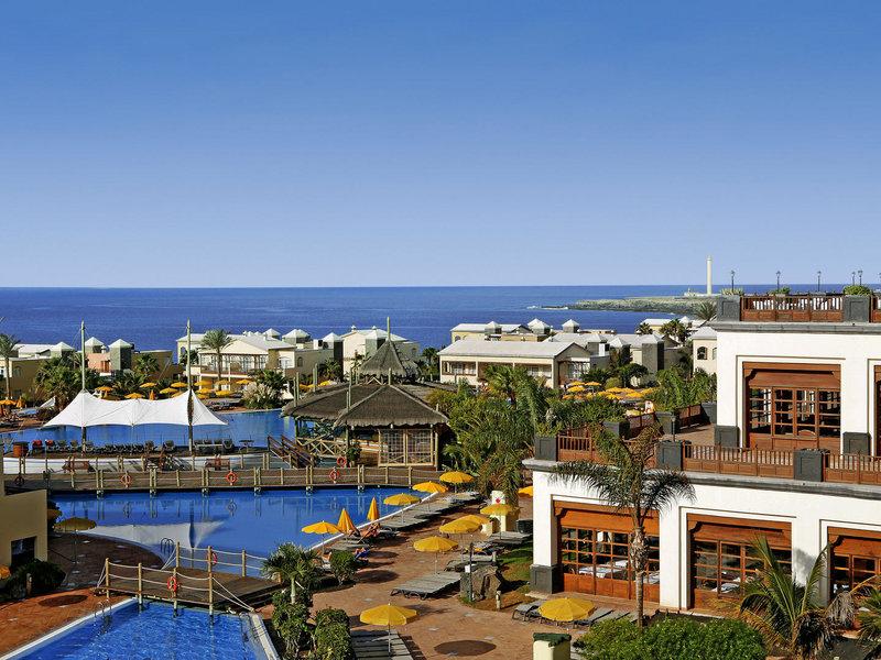 Lanzarote, Hotel H10 Rubicon Palace vom 2016-08-28 bis 2016-09-04, für 652,- Euro p.P.