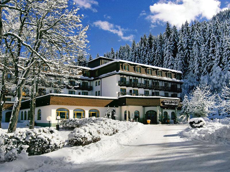Kals am    Großglockner, Alpenhotel Weitlanbrunn vom 2016-03-19 bis 2016-03-22, für 233,- Euro p.P.