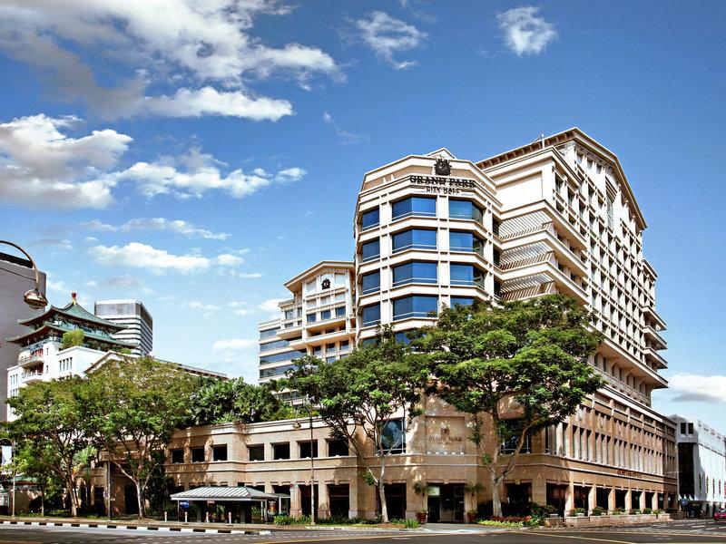 Singapur, Grand Park City Hall vom 2016-09-06 bis 2016-09-13, für 1200.17,- Euro p.P.