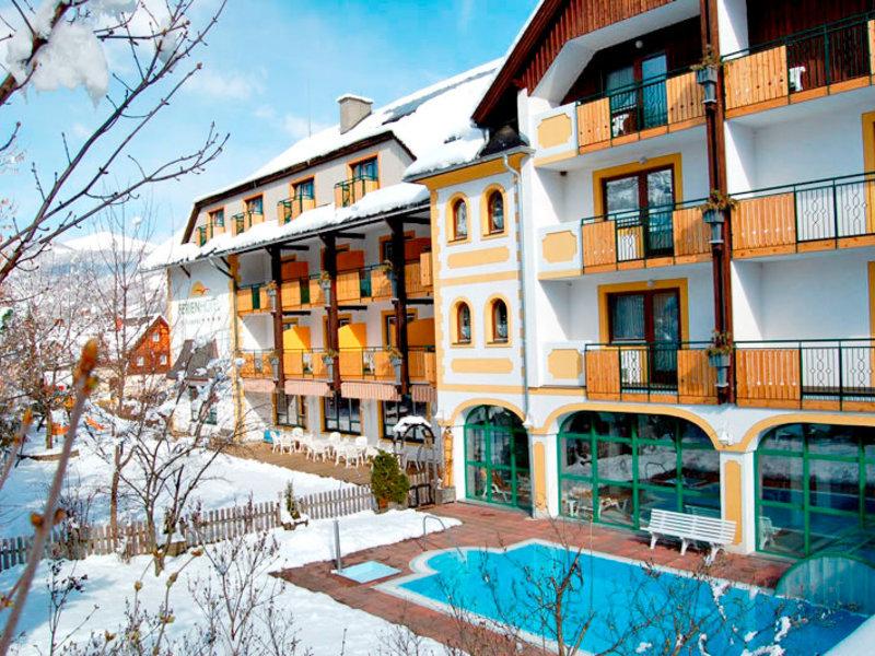Steiermark, Ferienhotel Kreischberg vom 2016-03-23 bis 2016-03-26, für 161,- Euro p.P.