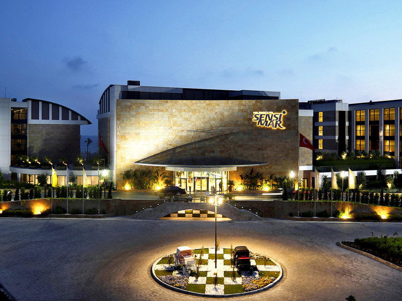 Türkische Riviera, SENSIMAR Side Resort und Spa vom 2016-09-14 bis 2016-09-21, für 700,- Euro p.P.