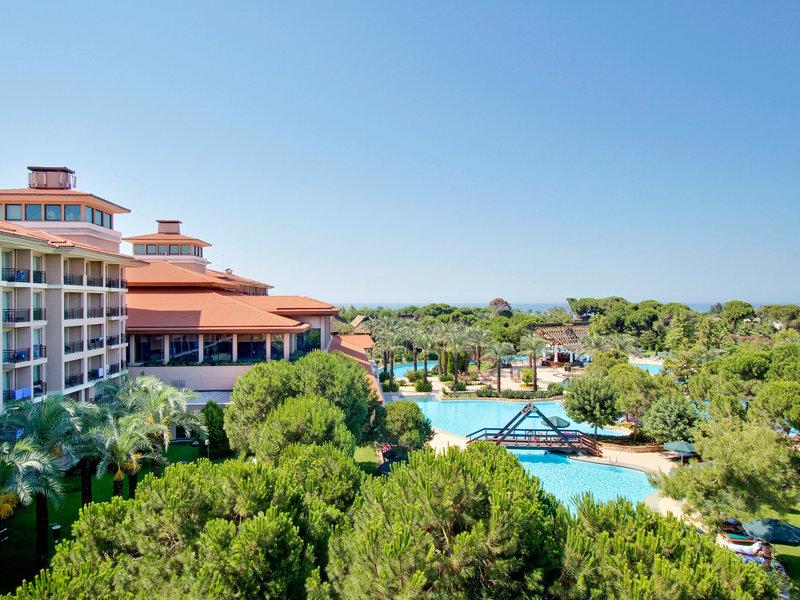 Türkische Riviera, Hotel IC Green Palace vom 2016-10-24 bis 2016-10-31, für 465,- Euro p.P.