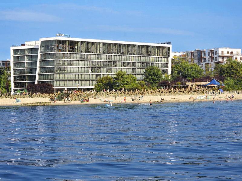 Kolberg, Hotel Marine by Zdrojowa vom 2016-06-05 bis 2016-06-10, für 255,- Euro p.P.