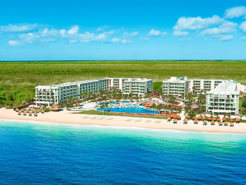 Riviera Maya & Insel Cozumel, Dreams Riviera Cancún Resort Spa vom 2016-09-14 bis 2016-09-21, für 1220,- Euro p.P.