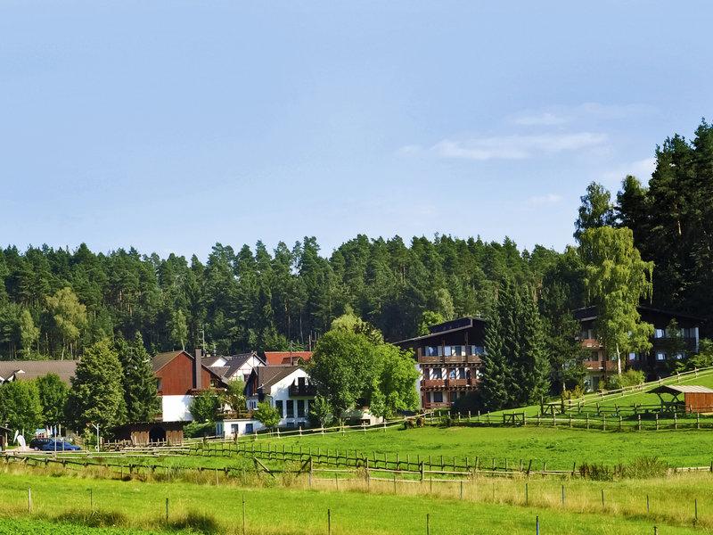 Frankenwald & Fichtelgebirge, best FAMILY Waldhotel Bächlein vom 2016-04-07 bis 2016-04-09, für 86,- Euro p.P.
