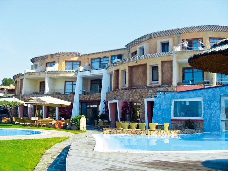 Golfo Aranci, Hotel Resort SPA Baia Caddinas vom 2016-10-03 bis 2016-10-10, für 408,- Euro p.P.