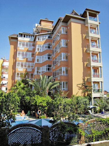 Türkische Riviera, Anik Hotel vom 2016-08-21 bis 2016-08-28, für 401,- Euro p.P.