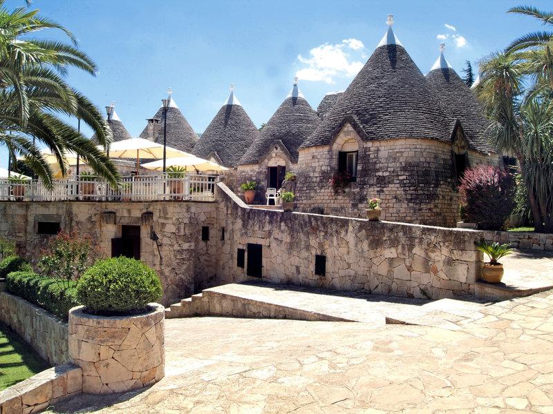Apulien, Hotel Tenuta Monacelle vom 2016-09-24 bis 2016-09-26, für 80,- Euro p.P.