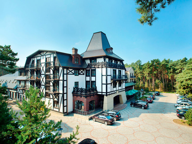 Polnische Ostsee, Hotel Royal Baltic vom 2016-05-21 bis 2016-05-26, für 220,- Euro p.P.