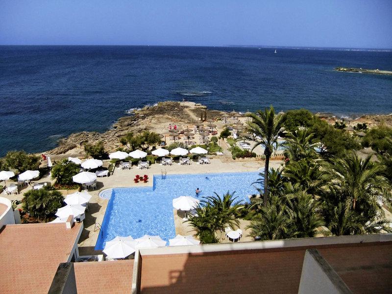 Mallorca, Hotel Tres Playas vom 2016-08-05 bis 2016-08-12, für 764,- Euro p.P.