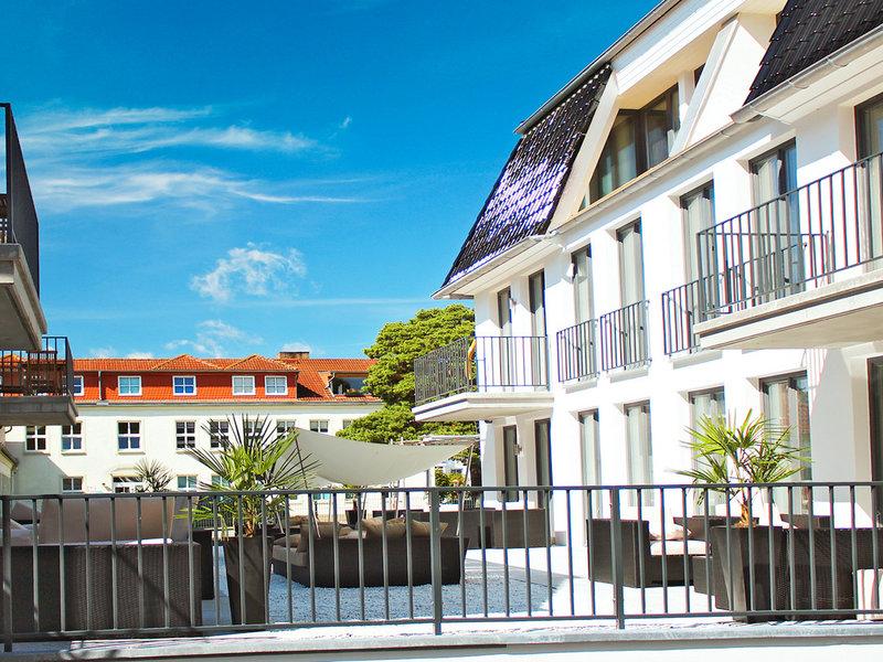 Insel Rügen, Suite Hotel Binz Familotel Rügen vom 2016-06-21 bis 2016-06-25, für 360,- Euro p.P.