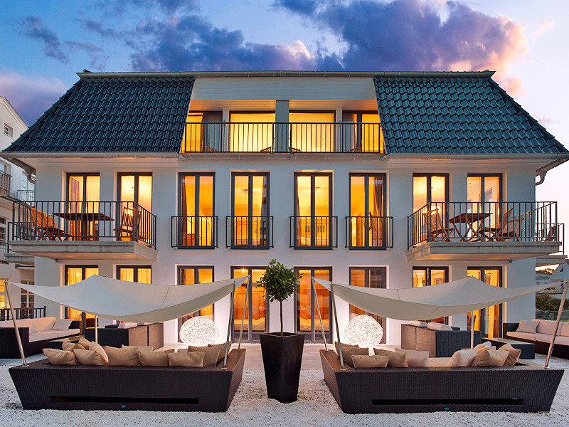 Insel Rügen, Suite Hotel Binz Familotel Rügen vom 2016-02-26 bis 2016-02-29, für 152,- Euro p.P.