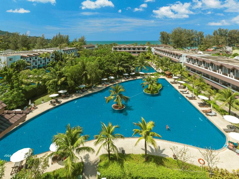 Phuket, Kamala Beach Resort (a sunprime Resort) vom 2016-09-04 bis 2016-09-12, für 787,- Euro p.P.