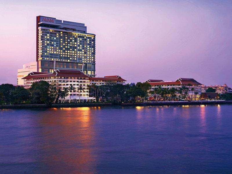 Bangkok, Anantara Riverside Bangkok Resort vom 2016-06-23 bis 2016-06-30, für 876,- Euro p.P.