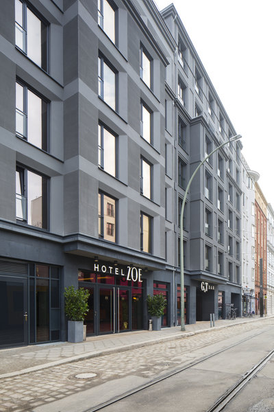 Berlin, Hotel ZOE by AMANO Group vom 2016-10-09 bis 2016-10-10, für 43.89,- Euro p.P.