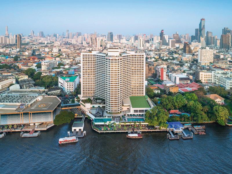 Bangkok, Royal Orchid Sheraton Hotel Towers vom 2016-09-26 bis 2016-10-04, für 796,- Euro p.P.