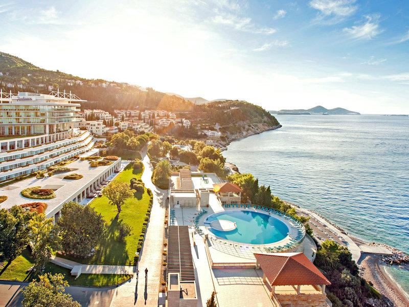 Dalmatien    inkl. Flug, Radisson Blu Resort and Spa Dubrovnik Sun Garden vom 2016-10-22 bis 2016-10-29, für 648,- Euro p.P.