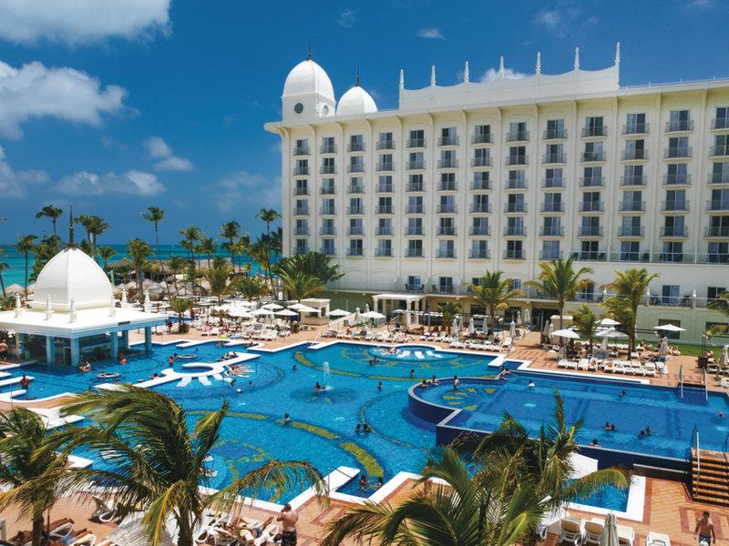 Aruba, Riu Palace Aruba vom 2016-11-02 bis 2016-11-16, für 2961,- Euro p.P.