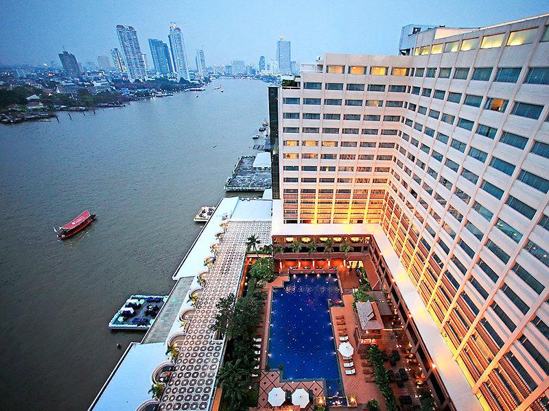 Bangkok, Ramada Plaza Bangkok Menam Riverside vom 2016-10-11 bis 2016-10-19, für 822.17,- Euro p.P.