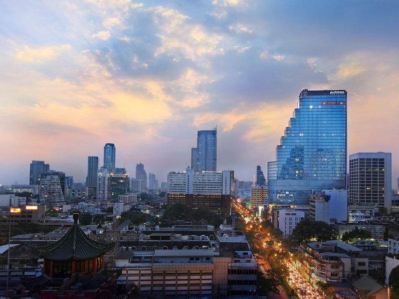 Bangkok, Pullman Bangkok G vom 2016-10-30 bis 2016-11-07, für 833,- Euro p.P.