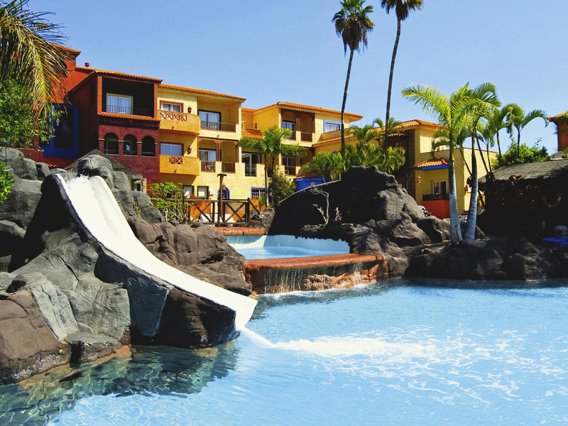 Teneriffa, best FAMILY Park Club Europe vom 2016-09-17 bis 2016-09-24, für 823,- Euro p.P.