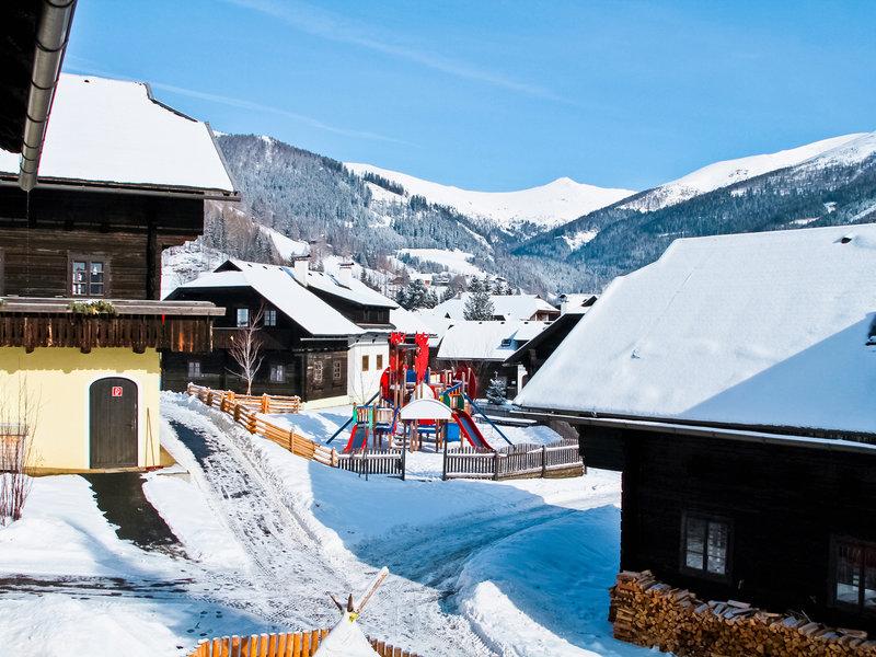 Kärnten, Kinderhotel Kirchleitn Dorf Kleinwild vom 2016-03-16 bis 2016-03-19, für 361,- Euro p.P.