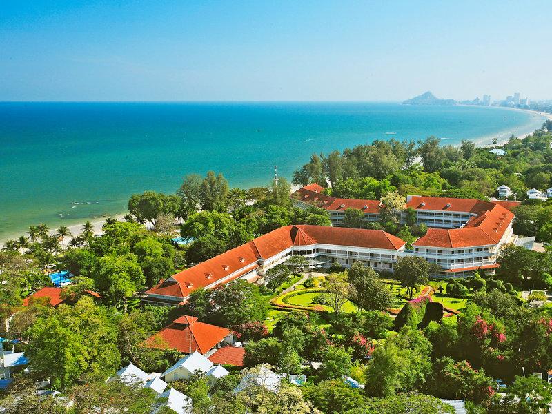 Hua Hin, Centara Grand Beach Resort Villas Hua Hin vom 2016-05-16 bis 2016-05-23, für 1058,- Euro p.P.
