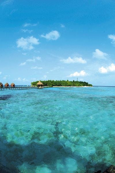Nord Male Atoll, Thulhagiri Island Resort and Spa vom 2016-08-29 bis 2016-09-05, für 1264,- Euro p.P.