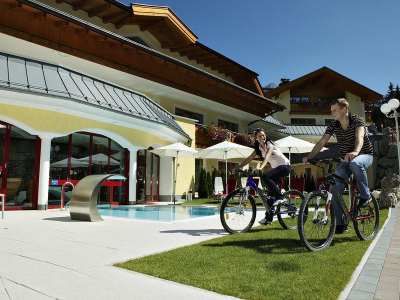 Salzburger Land, Hotel Urslauerhof vom 2016-06-05 bis 2016-06-08, für 170,- Euro p.P.