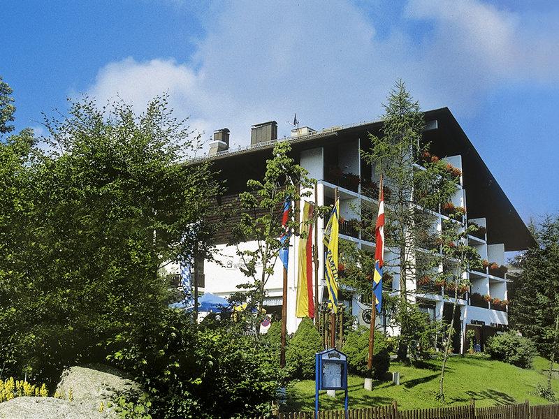 Bayerischer & Oberpfälzer Wald, Hotel Almberg vom 2016-09-10 bis 2016-09-11, für 31,- Euro p.P.