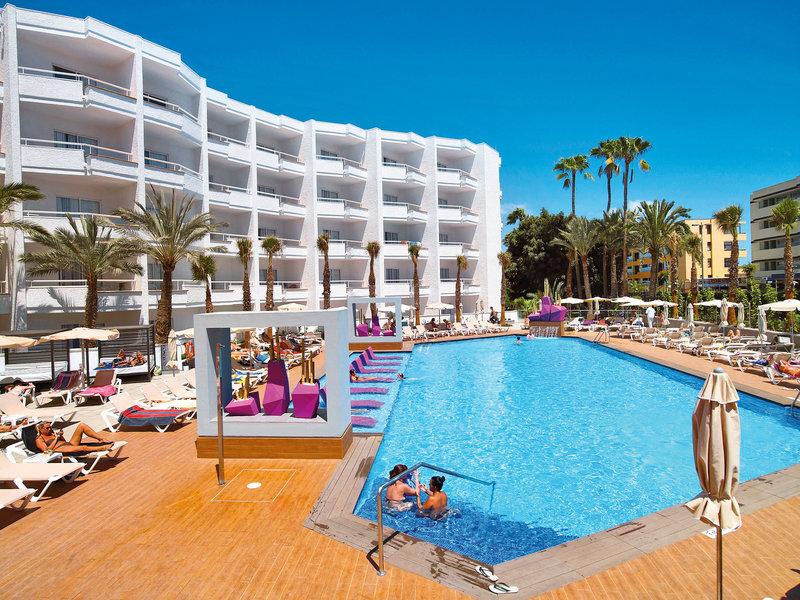 Gran Canaria, Hotel Riu Don Miguel vom 2016-07-16 bis 2016-07-23, für 635,- Euro p.P.