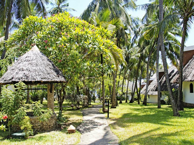 Kenianische Küste, Severin Sea Lodge vom 2016-08-30 bis 2016-09-07, für 858,- Euro p.P.