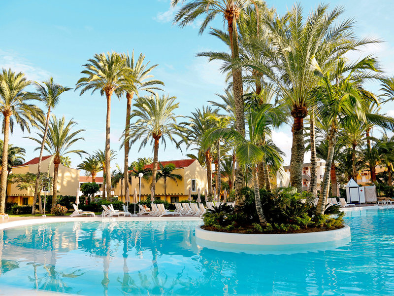 Gran Canaria, Bungalows Riu Palmitos vom 2016-05-30 bis 2016-06-06, für 737,- Euro p.P.