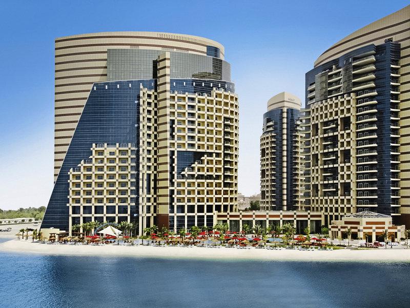 Abu Dhabi, Khalidiya Palace Rayhaan by Rotana vom 2016-06-02 bis 2016-06-09, für 681,- Euro p.P.