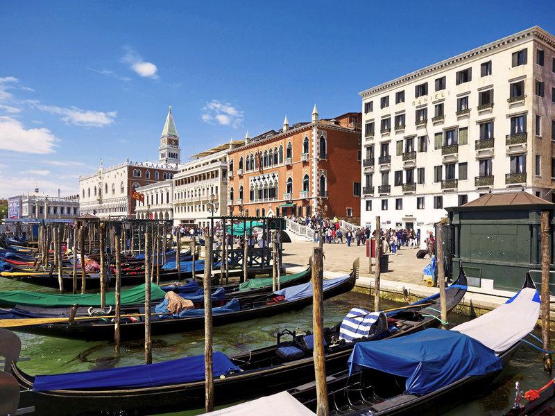 Venedig, Danieli vom 2016-07-24 bis 2016-07-31, für 1454,- Euro p.P.