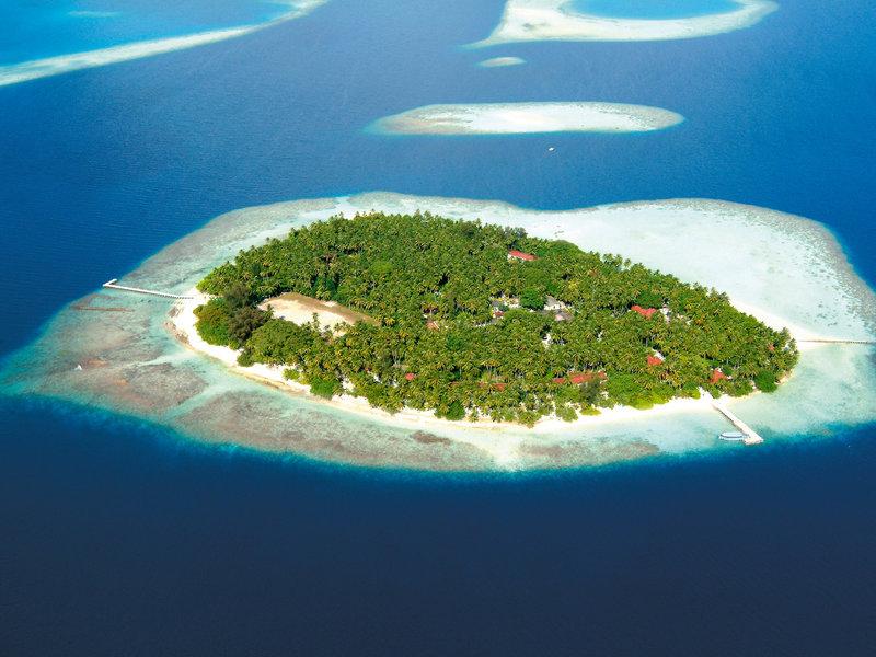 Süd Male Atoll, Biyadhoo Island vom 2016-06-20 bis 2016-06-27, für 1284,- Euro p.P.