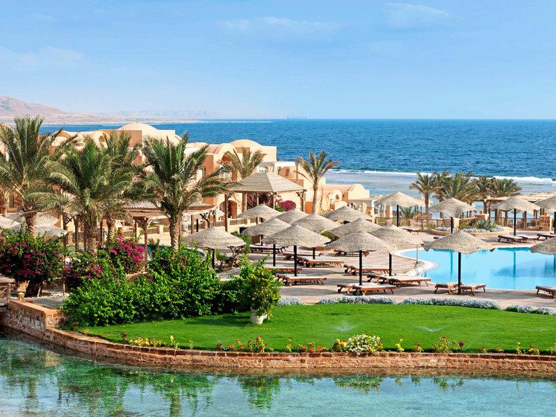 Rotes Meer, Radisson BLU Resort El Quseir vom 2016-08-19 bis 2016-08-26, für 761,- Euro p.P.