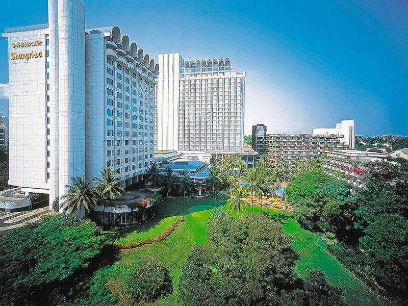 Singapur, Shangri-La Hotel, Singapore vom 2016-09-20 bis 2016-09-27, für 1390,- Euro p.P.