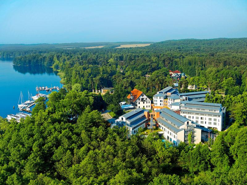 Brandenburg, Hotel Esplanade Resort und Spa Bad Saarow vom 2016-10-25 bis 2016-10-26, für 60,- Euro p.P.