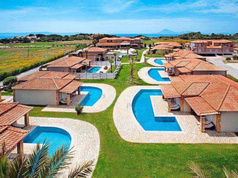 Peloponnes, Olympia Golden Beach Resort vom 2016-09-20 bis 2016-09-27, für 542,- Euro p.P.