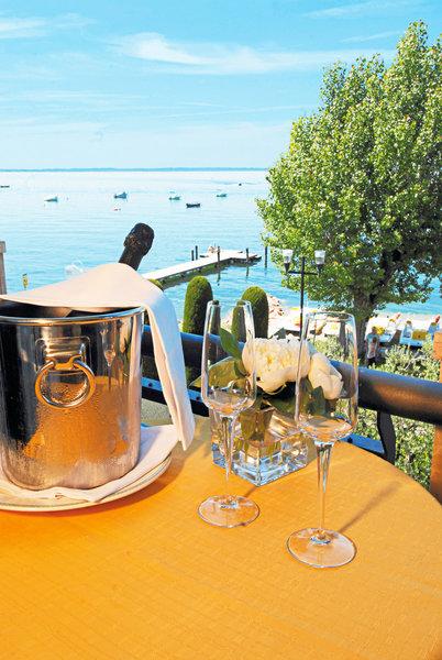 Gardasee, Hotel Du Lac Bellevue vom 2016-09-03 bis 2016-09-10, für 728,- Euro p.P.