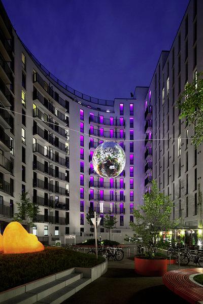 Berlin, Hotel INDIGO Berlin Alexanderplatz vom 2016-07-31 bis 2016-08-01, für 55.57,- Euro p.P.
