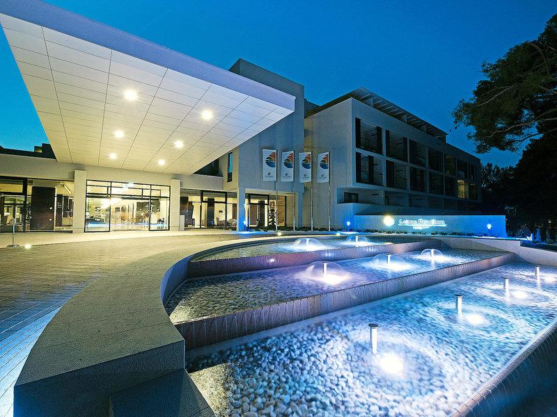 Istrien, Hotel Laguna Parentium vom 2016-09-29 bis 2016-10-06, für 739,- Euro p.P.