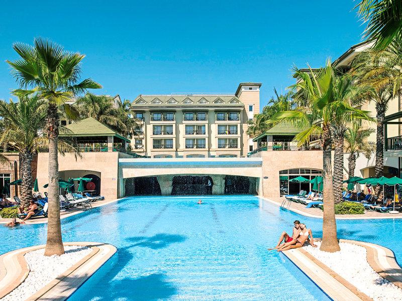 Türkische Riviera, Alva Donna Side Beach vom 2016-08-21 bis 2016-08-28, für 764,- Euro p.P.