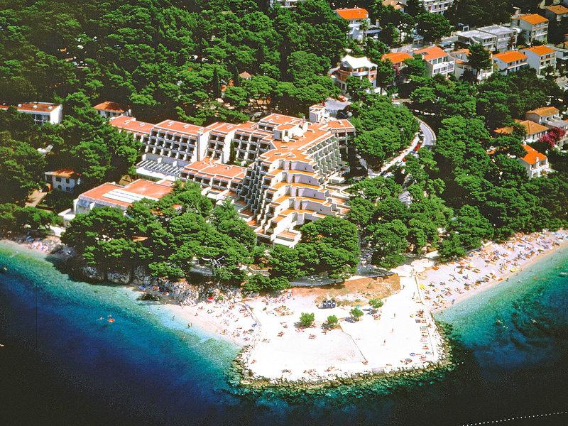 Mitteldalmatien - inkl. Flug, Bluesun Hotel Soline vom 2016-10-17 bis 2016-10-24, für 442,- Euro p.P.