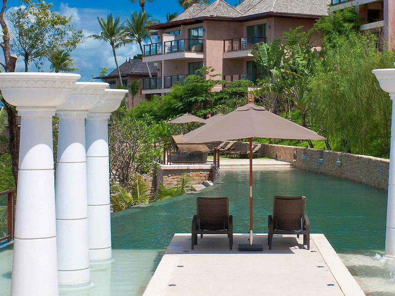 Phuket, The Westin Siray Bay Resort Spa, Phuket vom 2016-06-28 bis 2016-07-05, für 975,- Euro p.P.