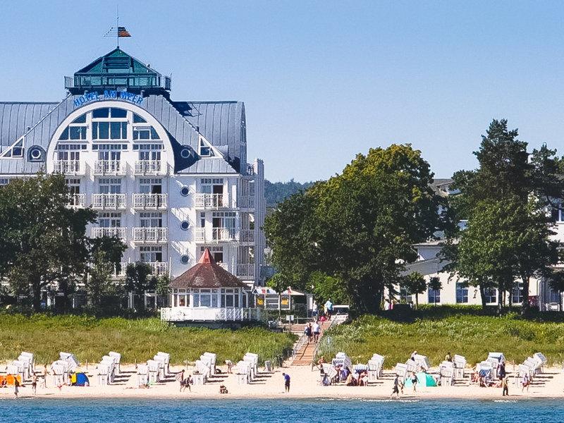 Insel Rügen, HOTEL AM MEER & SPA vom 2016-02-27 bis 2016-02-28, für 68,- Euro p.P.