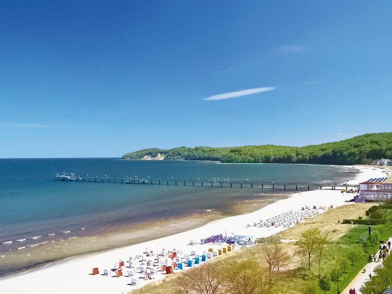 Insel Rügen, HOTEL AM MEER & SPA vom 2016-06-02 bis 2016-06-03, für 93,- Euro p.P.