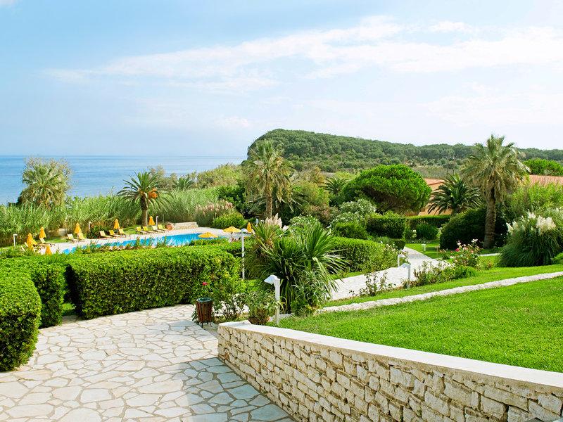 Korfu, Hotel Mirabell vom 2016-06-07 bis 2016-06-14, für 394,- Euro p.P.