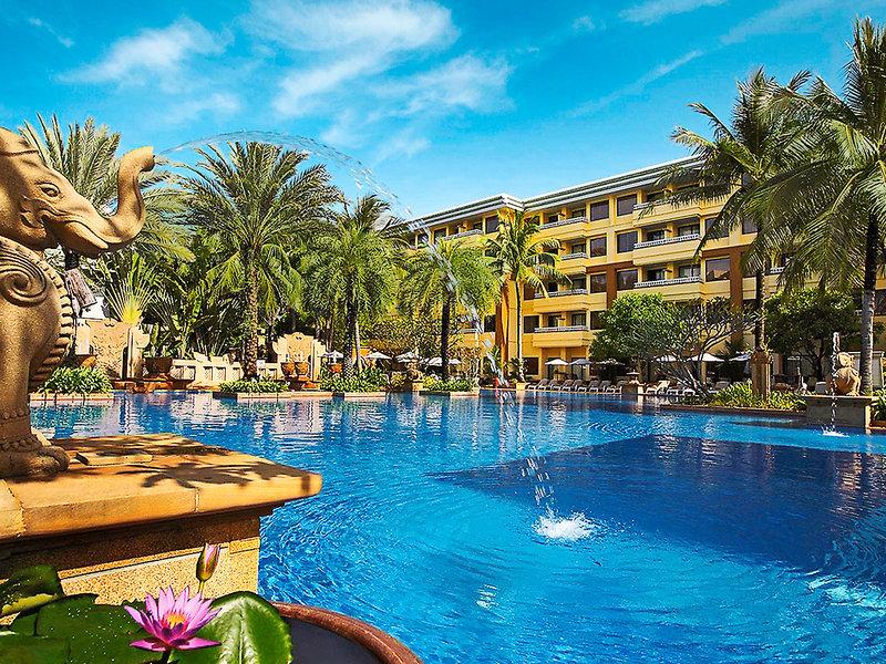 Phuket, Holiday Inn Resort Phuket vom 2016-09-16 bis 2016-09-24, für 936,- Euro p.P.